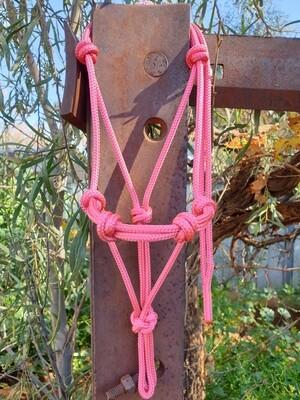 4 Knot Halter Pink