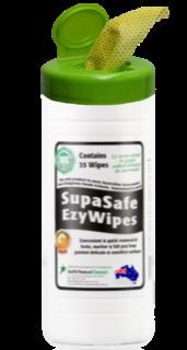 SupaSafe EzyWipes