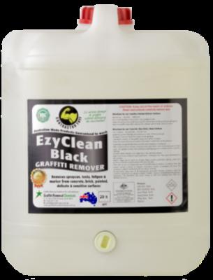 EzyClean Black Graffiti Remover, 10 litre