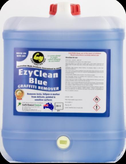 EzyClean Blue Graffiti Remover, 10 litre