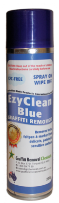 EzyClean Blue Aerosol