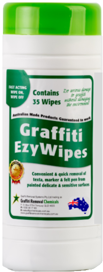Graffiti EzyWipes