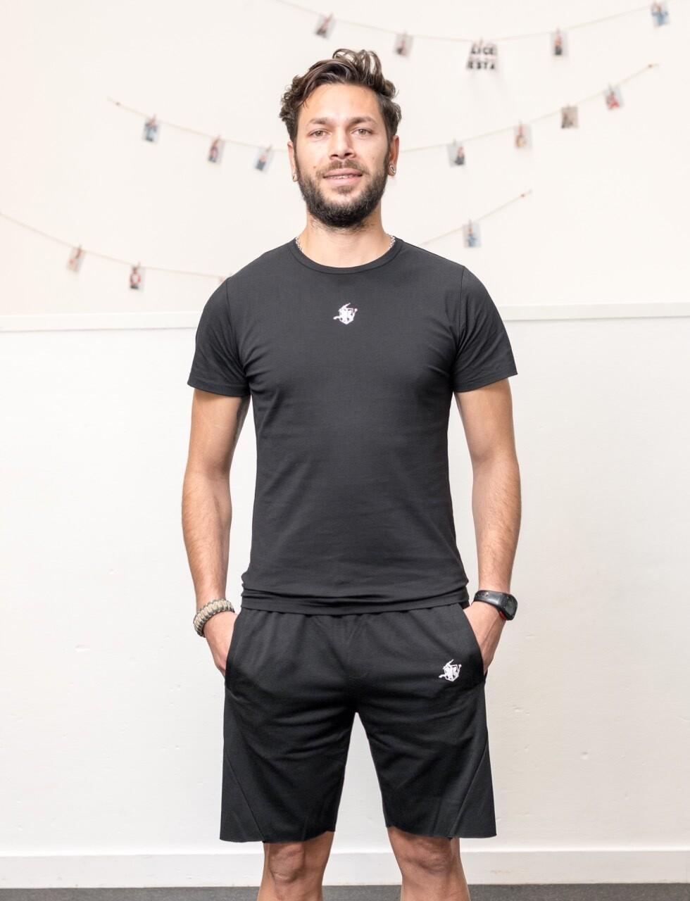 ARGOS T-shirt   Black