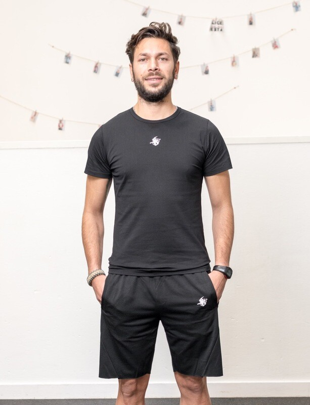 ARGOS T-shirt | Black