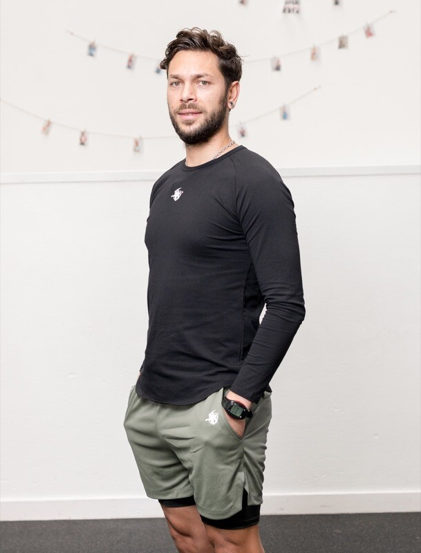 ​Heracles LONG SLEEVE T-SHIRT