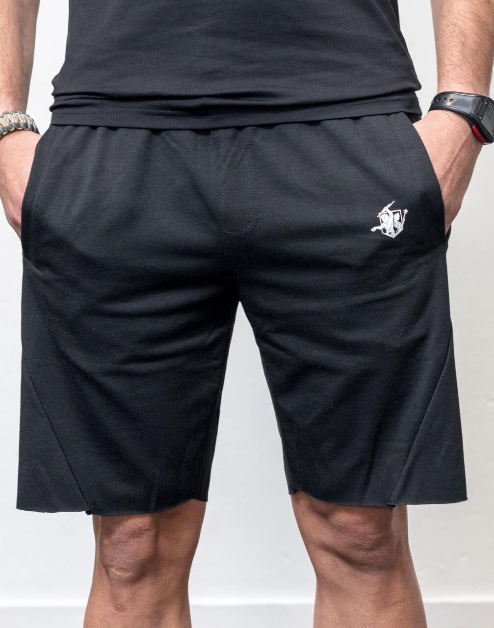 GRECO  Shorts | Black