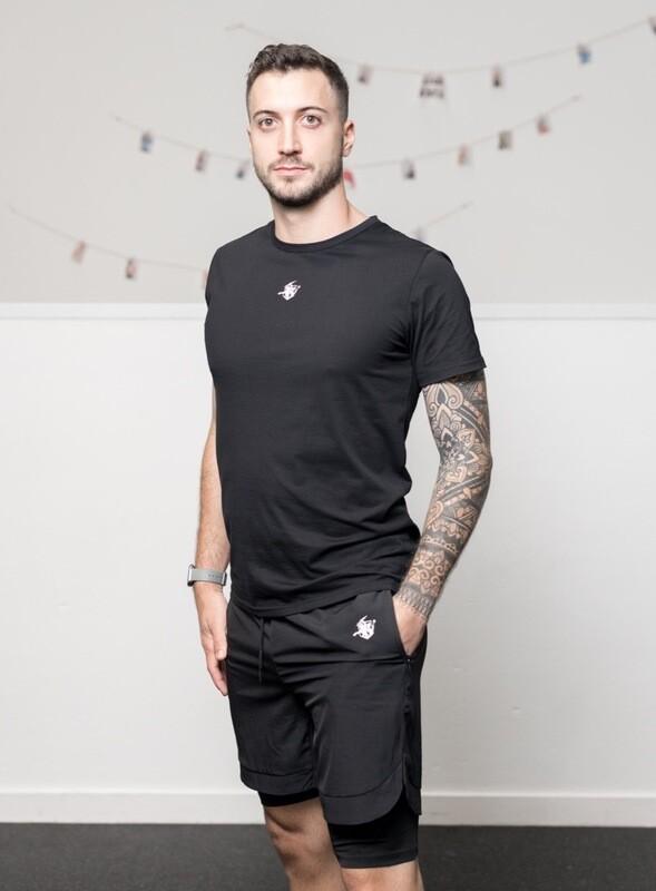 ZETO Shorts | Black&Black