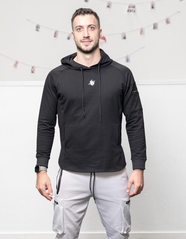ZETO Sport Jersey | Black