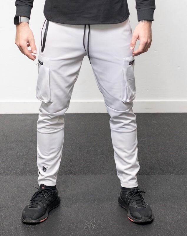 MINOS Joggers hybrid | Light Grey