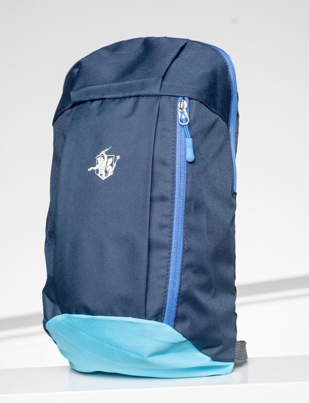 Hera&Zeus Sports Bag | Dark Blue & Forest Blue
