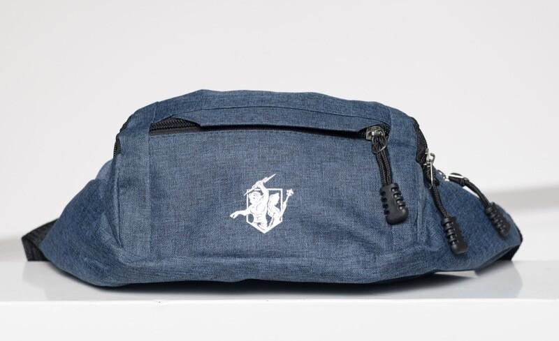 Zeus & Hera Belt Bag | Military Blue