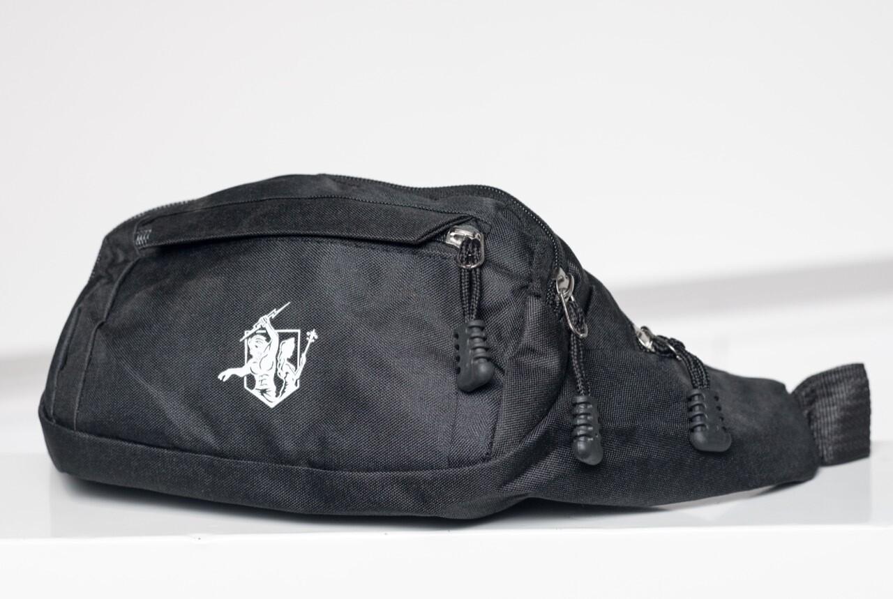 Zeus & Hera belt bag | Raven Black