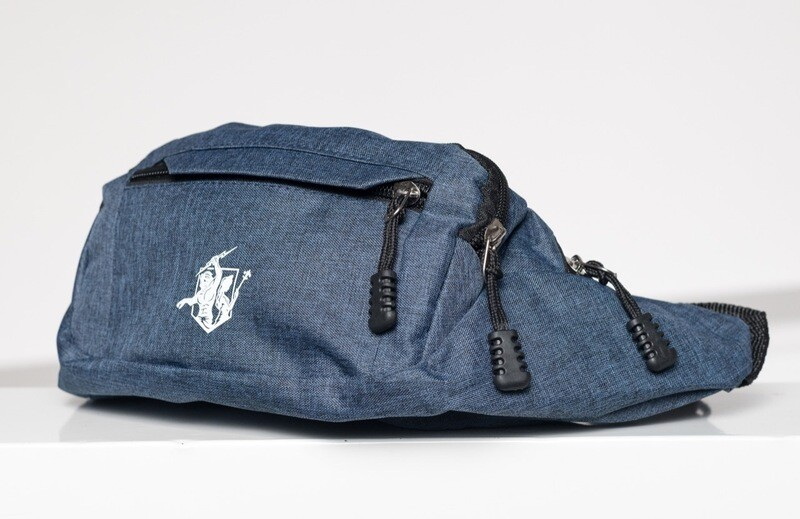 Zeus&Hera Belt Bag | Military Blue