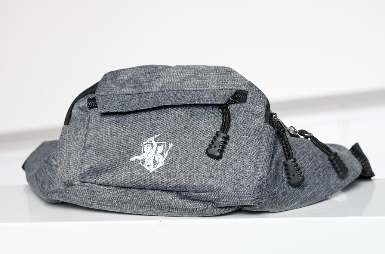 Zeus & Hera Belt Bag | Light Grey