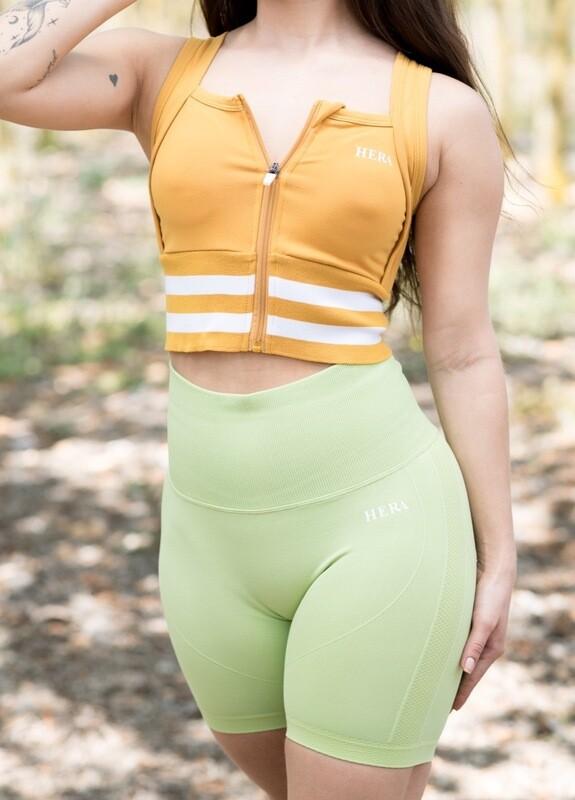 FAY Sport Bra | Yellow