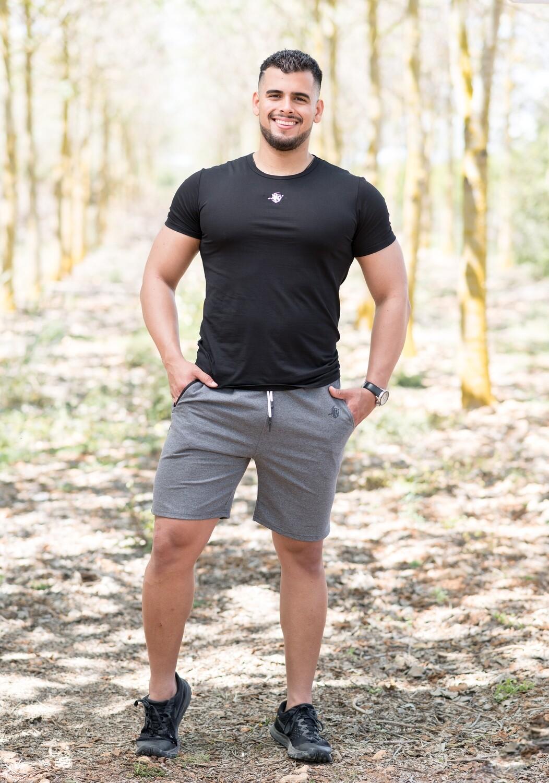 Vrontios Shorts | Grey