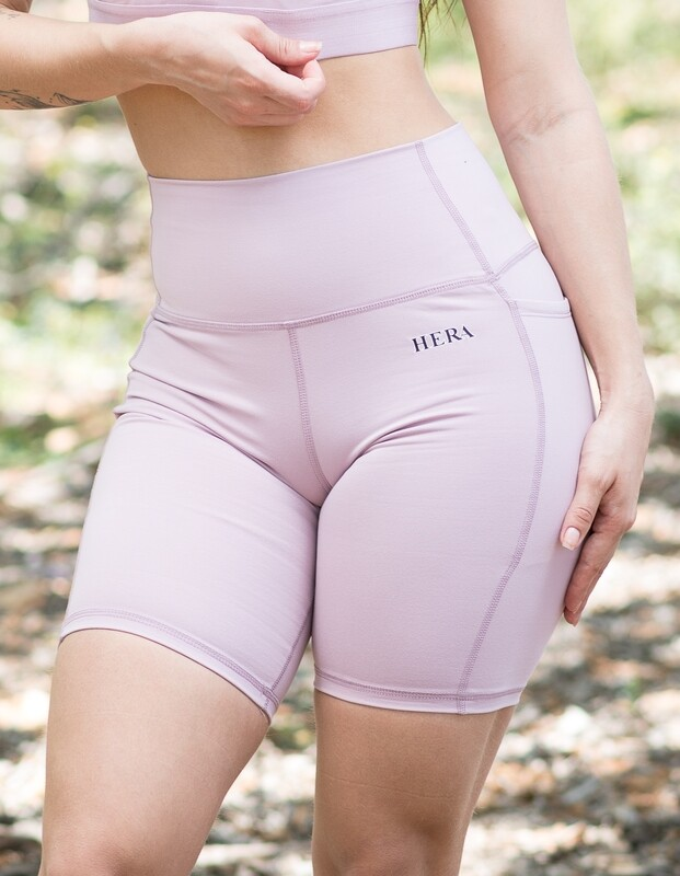 MINERVA Shorts | Light Pink