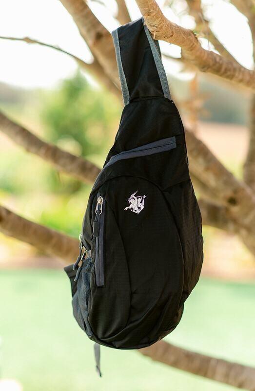 BE Practical Sling Bag   Black