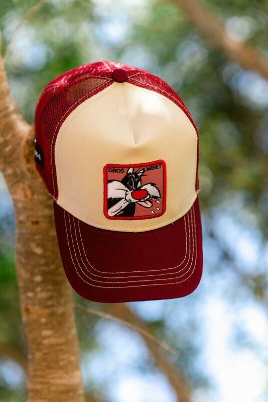 TRUCKER CAP Big Kitty