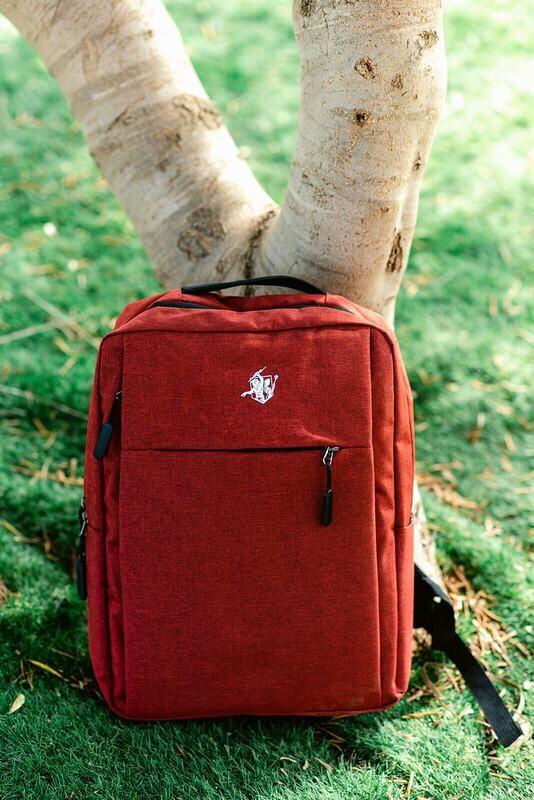 ZE Mochila Inteligente   ZE Smart Backpack