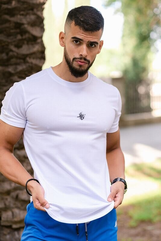 Ares T-shirt   White