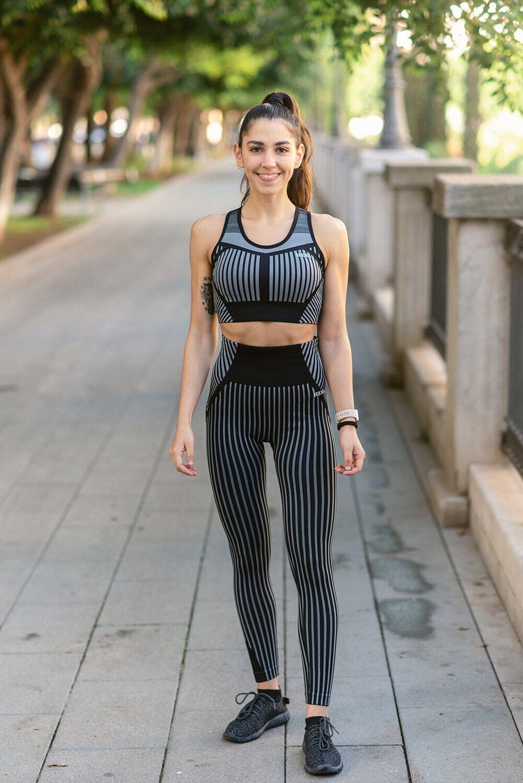 ANONA Leggings   Black