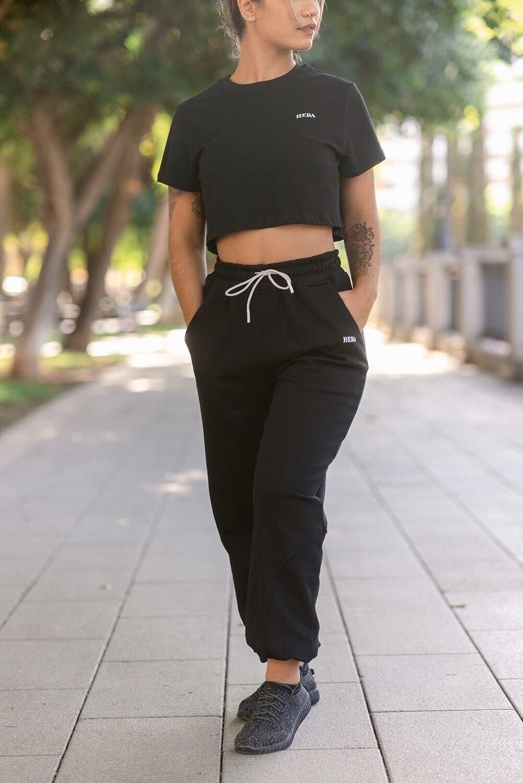 GEB Sweatpants | Black