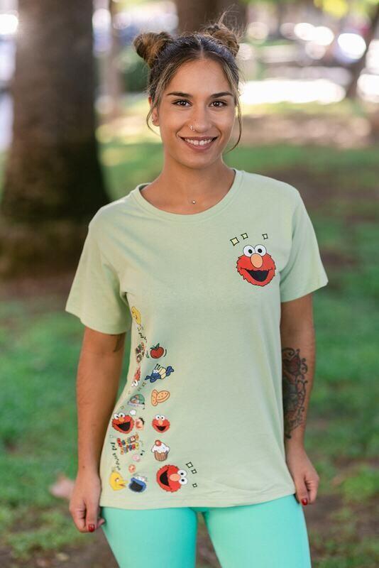 Muppet t-shirt | Light Green
