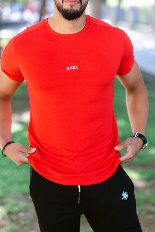 Ares T-shirt | Red