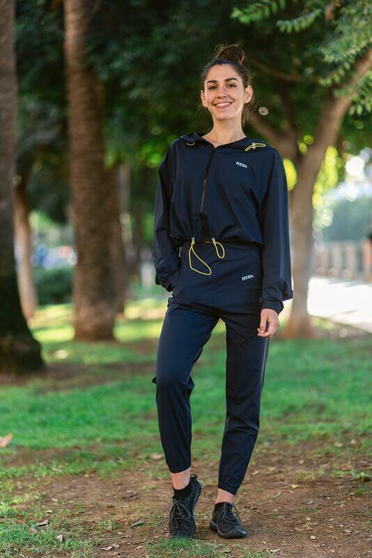 Sif set Jacket + Pants | Navy Blue