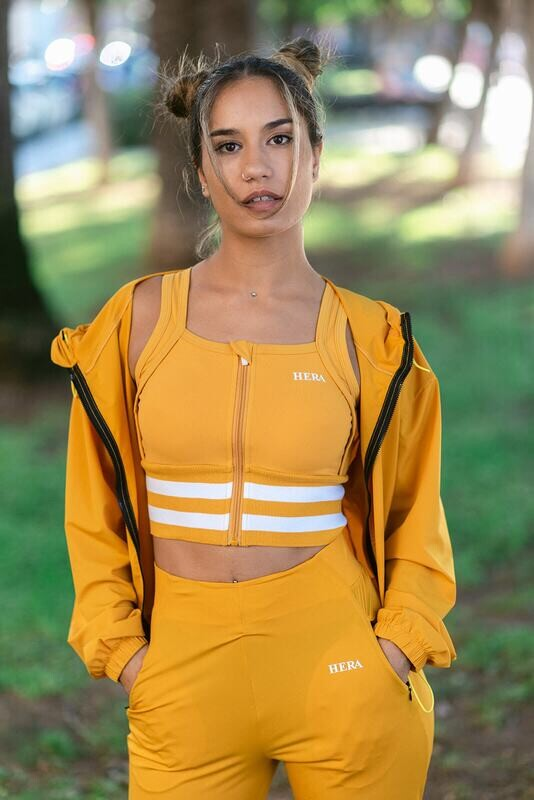 FAY Bra | Yellow