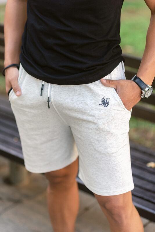 AMON Shorts | White