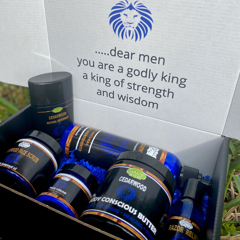 Holistic Men's Box