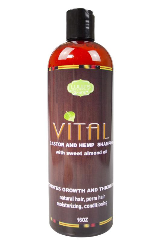 Vital Castor/Hemp Shampoo
