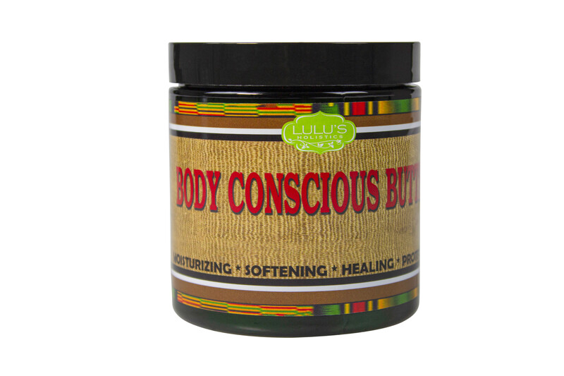 Almond Body Conscious Butter