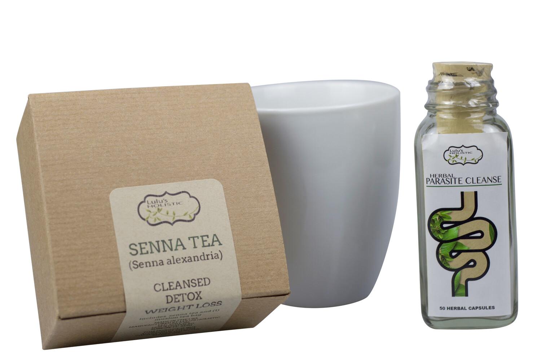 Herbal Parasite Cleanse Kit