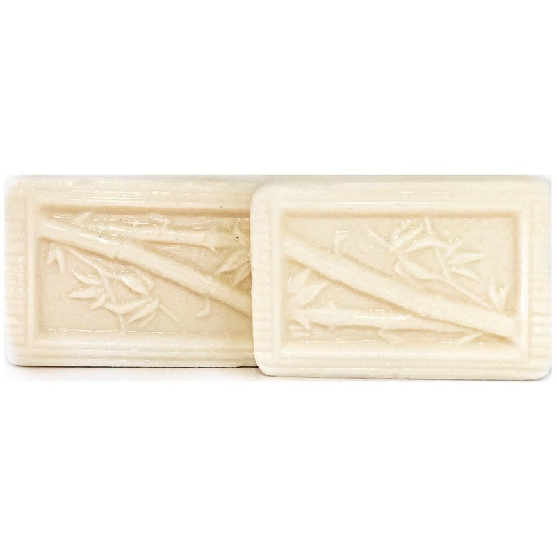 MEN'S CEDARWOOD & CEDARWOOD COCONUT BAMBOO BAR SOAP