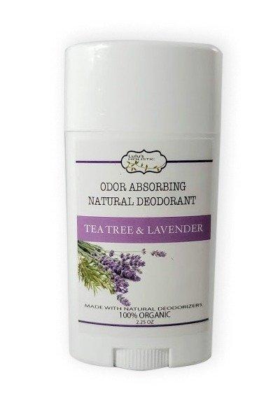Tea Tree & Lavender Deodorant