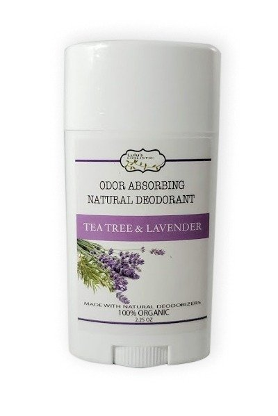 Tea Tree & Lavender Deodorant