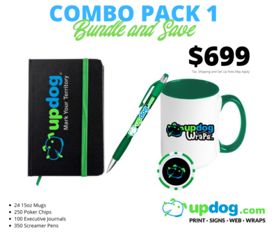 Combo Pack 1
