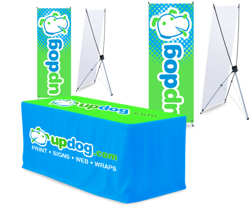Champion Trade Show Event Package