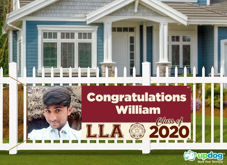 Loma Linda Academy Banner