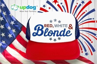 Red, White & Blonde