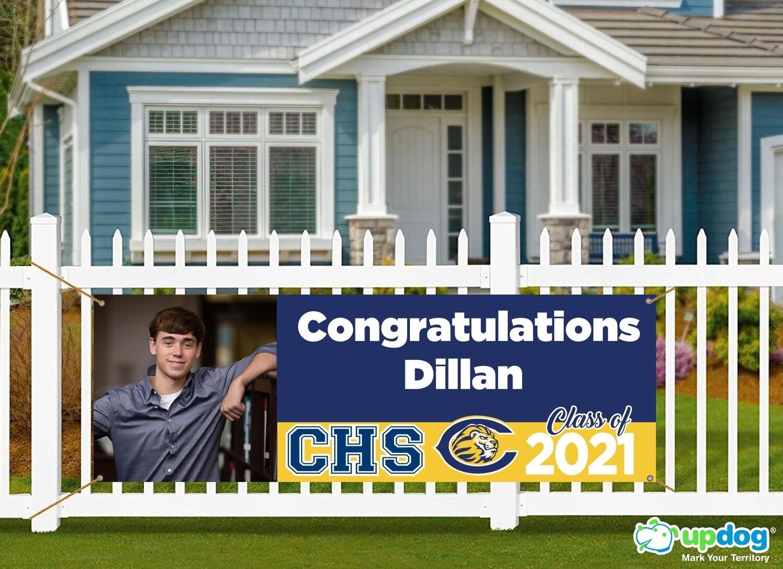 Carter High School Graduation Banner