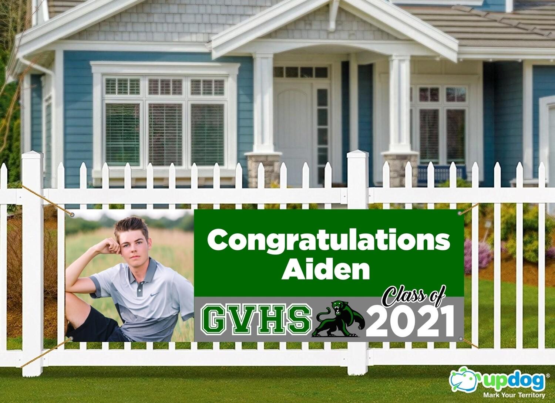 Green Valley High School Graduation Banner
