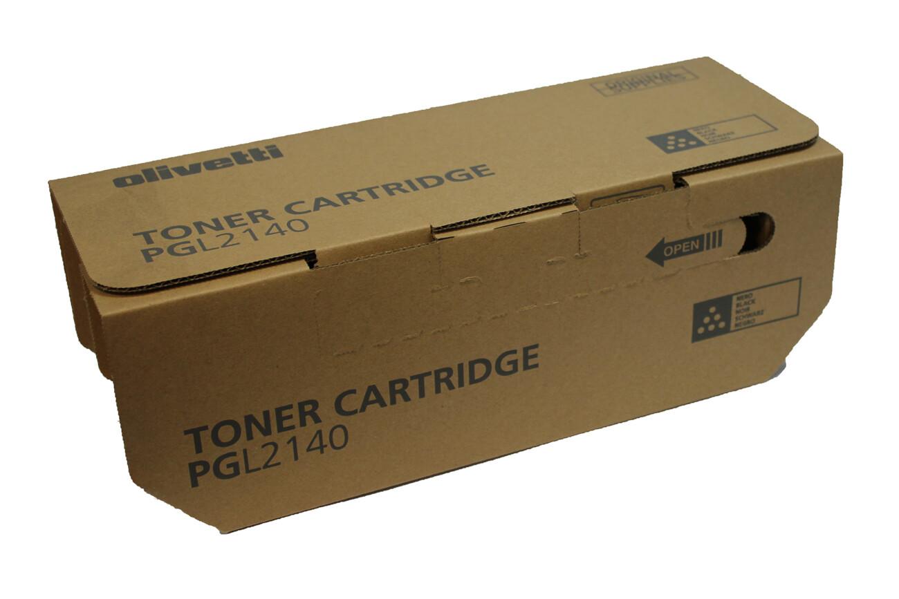 Olivetti PGL2140 Black Original Toner