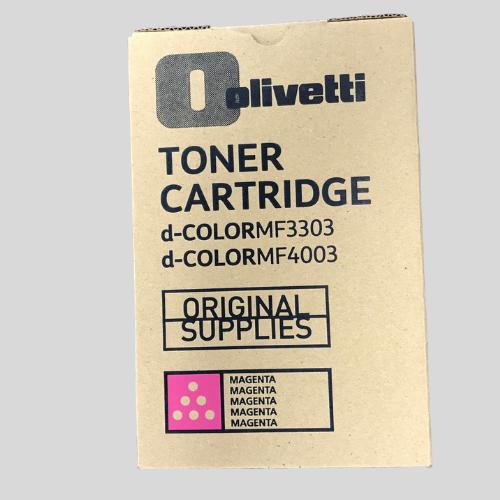 Olivetti MF3303 MF4003 Magenta Toner B1338
