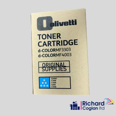 Olivetti MF3303 MF4003 Cyan Toner B1336