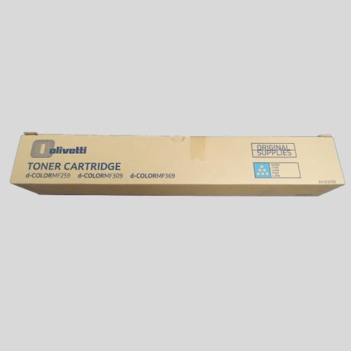 Olivetti Genuine MF259 MF309 MF369 Cyan Toner