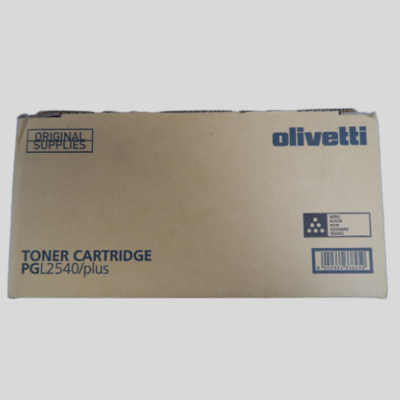 Olivetti Genuine Black Toner PGL2540